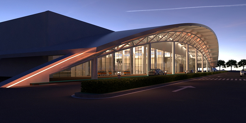 Nasik Airport-In association with P.G.Patki architects