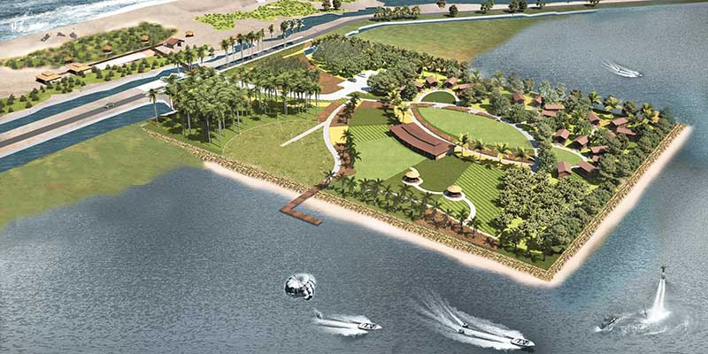 Tourism Development in Hope Island & Konaseema Region