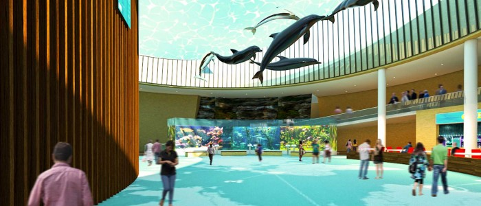 SCIENCE CITY - AQUATICS GALLERY