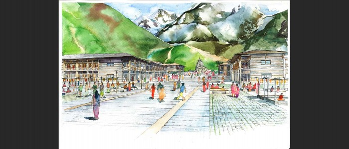 KEDARNATH REDEVELOPMENT