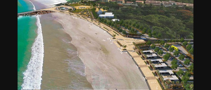 PLANNING, DESIGNING AND SUPERVISION CONSULTANCY FOR THE VISAKHAPATNAM BEACH FRONT REDEVELOPMENT UNDER ANDHRA PRADESH DISASTER RECOVERY PROJECT (APDRP)