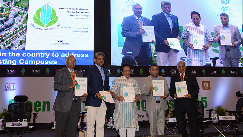 IGBC Green Campus Rating-Pilot Version launched