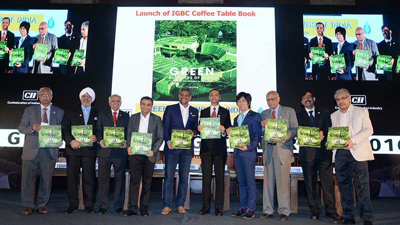 IGBC launches the second edition of 'Coffee Table Book'