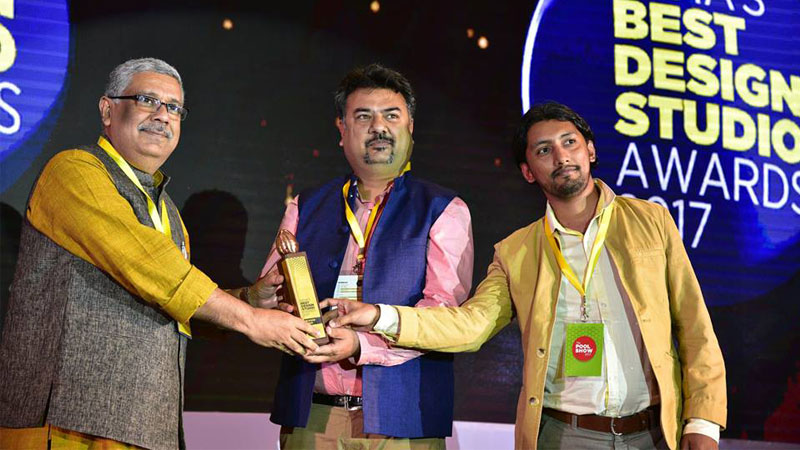 India's Best Design Studio Awards