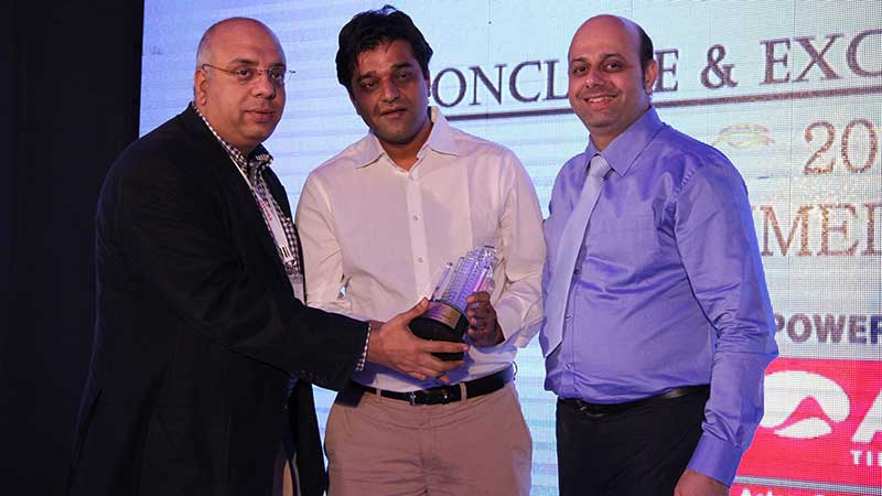 Realty Plus Award 2015 for Best Commercial Architecture