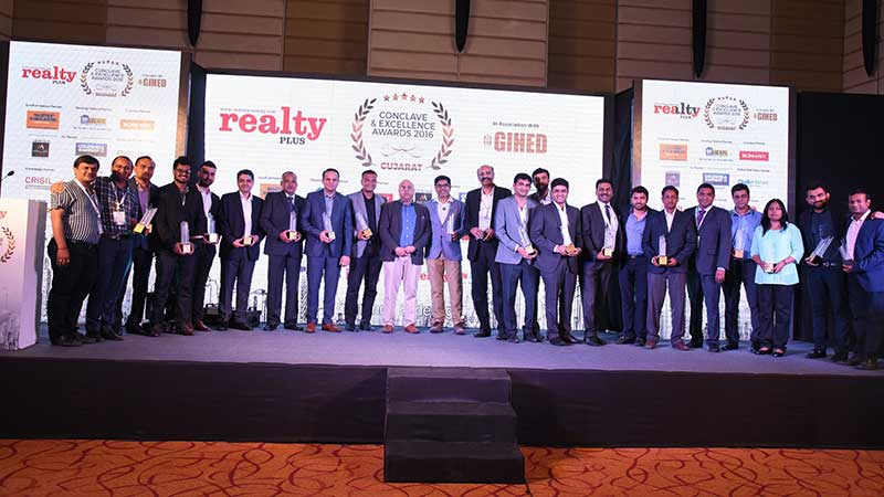 Realty Plus Award 2016 for Best Commercial Architecture