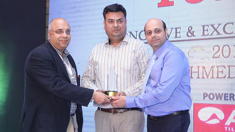 Realty Plus Award 2015 for Best Residential Architecture