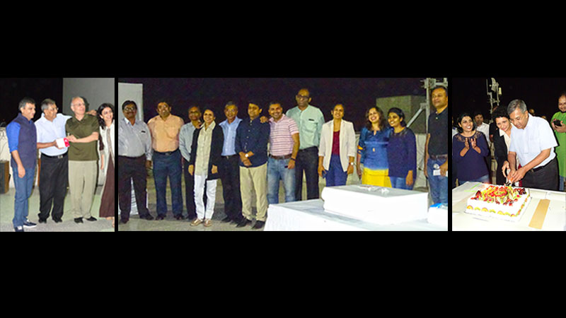INI Infra (Formerly Sheth techno) completes 20 years