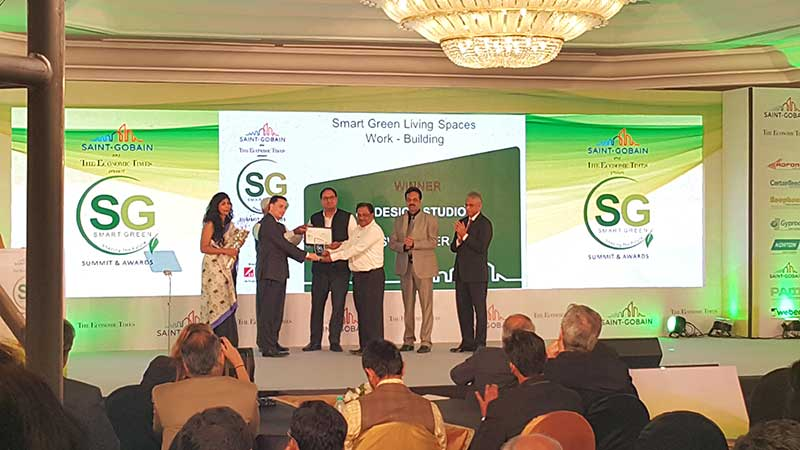 The Economic Times & Saint Gobain Smart Green Awards 2016