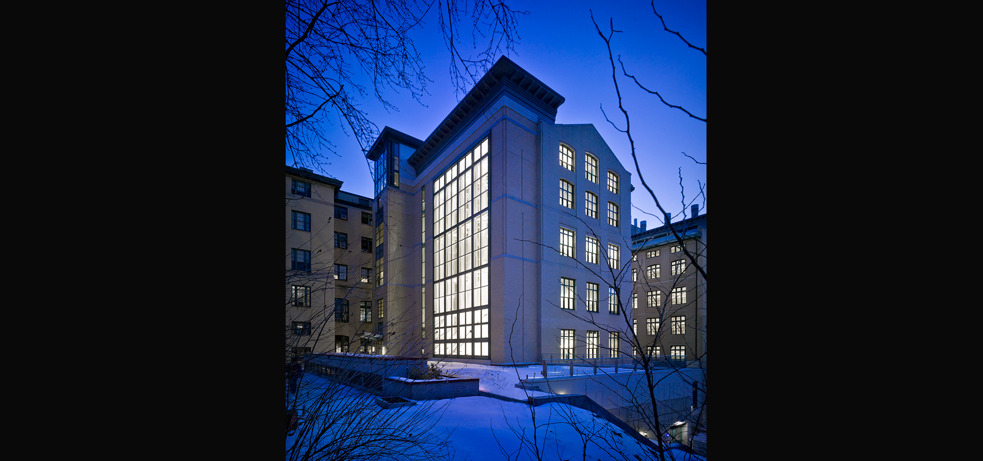 CARNEGIE MELLON UNI. DOHERTY HALL PH-I +II*