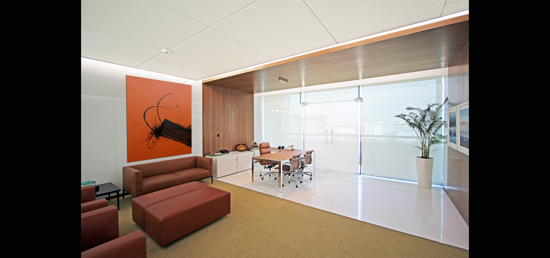 JSW HQ INTERIORS