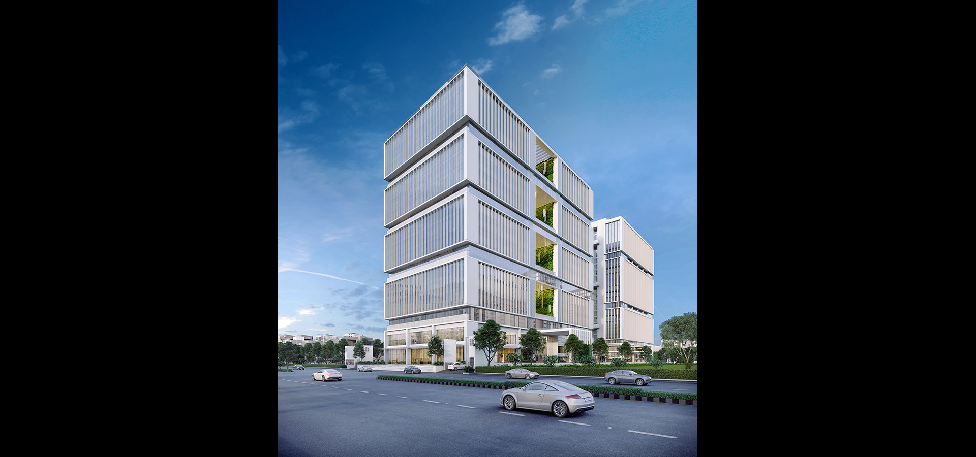 NAVRATNA CORPORATE PARK